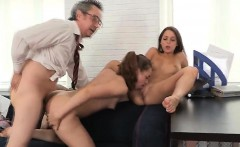 ideal schoolgirl is seduced and reamed by her older mentor