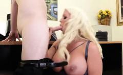 big tits milf face sitting with cumshot