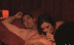babes enjoy amateur swinger orgy in reality show