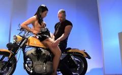 a dream biker slut