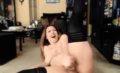 big booty brigittparis dancing on the pole & fucks alivegirl