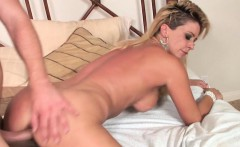 busty cougar anally pounded and jizzed on