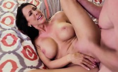 mature bombshell reagan foxx gets dicked down