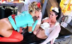 Horny Lesbian Nurses