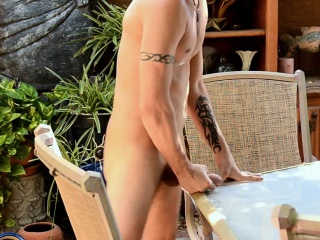 Gay for pay amateur cums