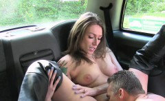 Hot cab driver in boots fucking