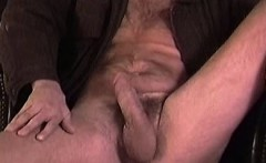 Naughty lil twink loves jerking off his stiff fuck stick