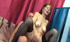 cock loving granny ivet gets fucked by a younger guy