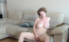 Homemade Scene With A Adorable Huge Titty Milf