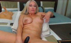 lazy sunday masturbation blond hottie done it