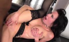 Veronica Avluv gets a black schlong