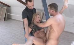 flat broke boyfriend lets wicked buddy to screw his companio