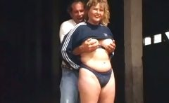 Hot chubby girl takes dick after photo