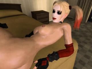 BATMAN HARLEY QUINN 3D SEX COMPILATION PART 10
