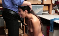 Shoplyfter -Teen Caught And Fucked For Stealing