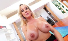 Kevin Moores cock swaddle with colossal cans of Brandi Love