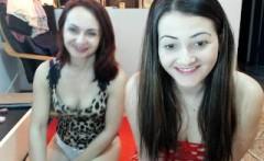 Nice webcam teen feet lick