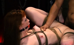 rubber sissy bondage and man slave dominated xxx sexy youthf
