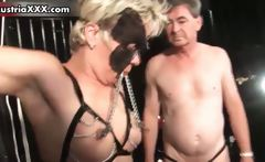 Nasty mature housewive gets horny