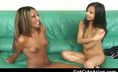 Elle in Lesbian Action free porn video