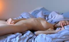 brunette sexy fingering vagina