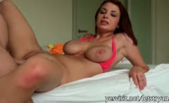 Big boobs gf Jessica Robbin anal try out while being filmed