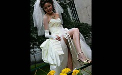 Real Naughty Amateur Brides!