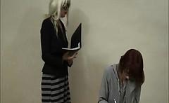 Dominant Lesbian Teacher