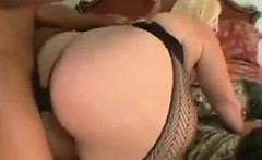 BBW Pounded By A Black Cock