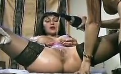 Dirty Whore In Black Stockings