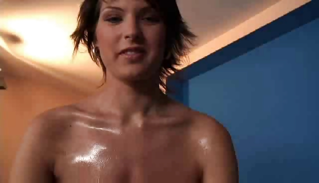 amateur real saggy tits home video