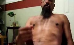 mature bears in self taped solo videos