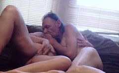 Very Mature Couple Fingering And Fucking
