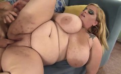 Blonde plumper Sasha Juggs hardcore fuck