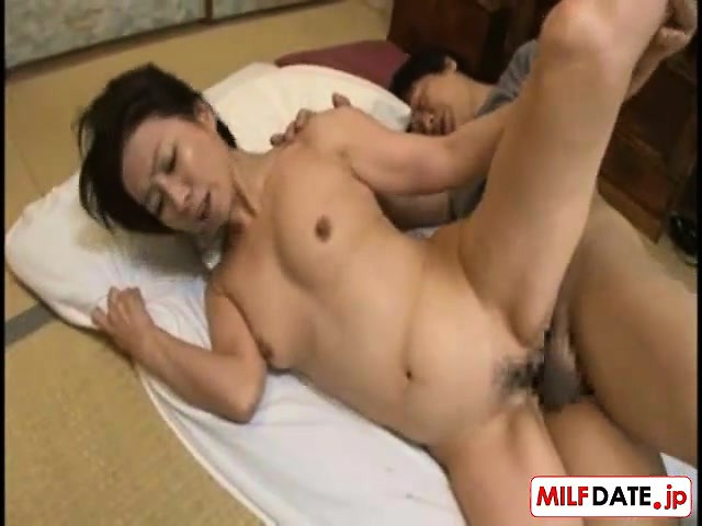 Horny Japanese Mother In Law