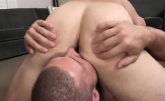 Bareback thrusting twinks blowjob and anal fucking