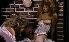 Tracey Adams, Mike Horner, John Leslie in vintage porn movie
