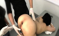 Bizarre anal fisting and dildo insertions