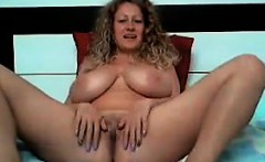 Thick And Busty Slut Teasing