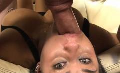 Latina Charley Chase Loves Messy Face Fucking