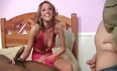 Cuckold Sees Spring Sucks BBC