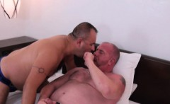 Rawly analized bear gets it rough