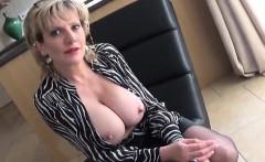Unfaithful british mature lady sonia showcases her big hoote