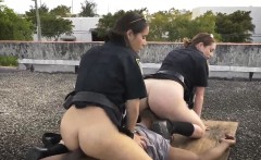 Alexis texas police and fake cop uk ebony Break-In Attempt S