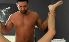 Soccer naked men gay sex The dude delivers towels as request