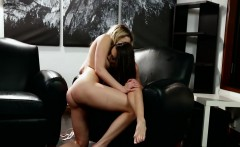 Mia Malkova squeezes her finger inside Cassidy tight hole