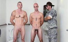 Gay soldier boots porn Good Anal Training