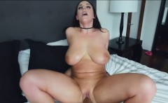 Big boobs woman Angela White gets banged by big hard cock