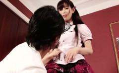 Japanese ladyboy amateur sucks before analsex