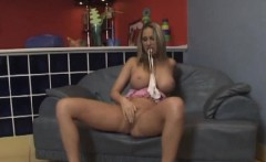 Sexy Mandy Bright bend over and masturbating